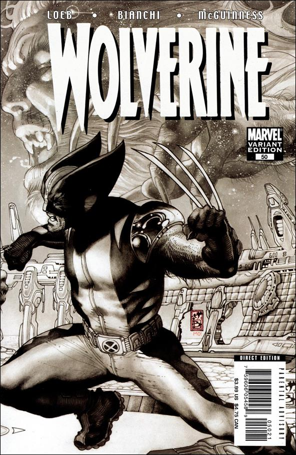 Wolverine (2003)  50-B by Marvel
