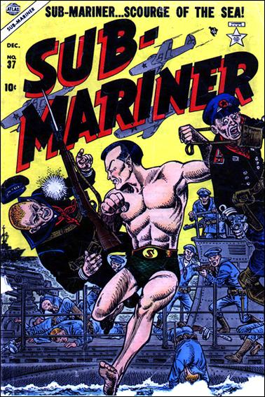 Sub-Mariner (1941) 37-A by Atlas