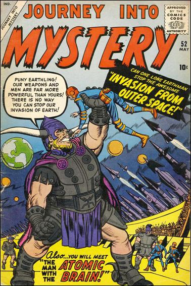 Journey into Mystery (1952) 52-A by Marvel