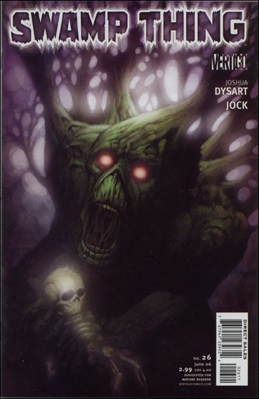 Swamp Thing (2004) 26-A by Vertigo