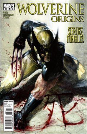 Wolverine: Origins 50-A