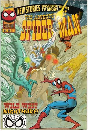 Adventures of Spider-Man / Adventures of the X-Men 9-A