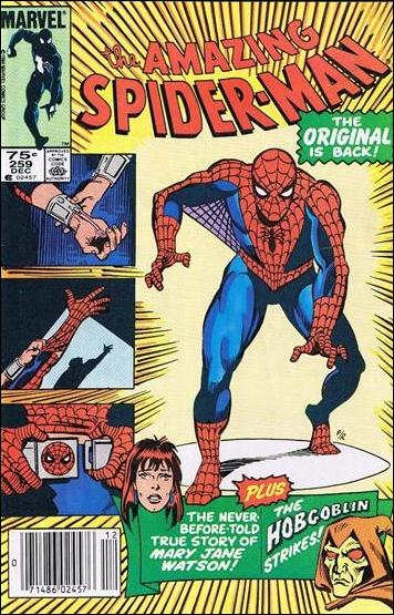 Amazing Spider-Man (1963) 259-B by Marvel