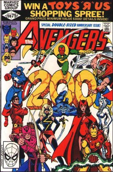 Avengers (1963) 200-A by Marvel