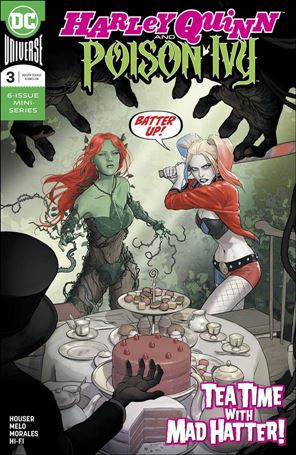 Harley Quinn and Poison Ivy 3-A