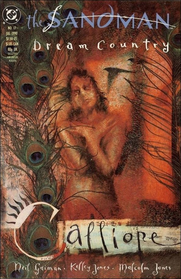 Sandman (1989) 17-A by Vertigo