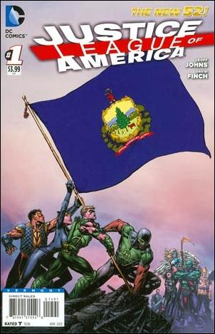 Justice League of America (2013)  1-NU by DC