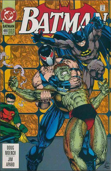Batman (1940) 489-A by DC