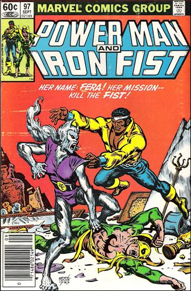 Power Man and Iron Fist (1978) 97-A by Marvel