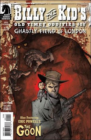 Billy the Kid's Old Timey Oddities and the Ghastly Fiend of London 1-A