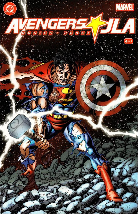 Avengers/JLA 4-A by DC