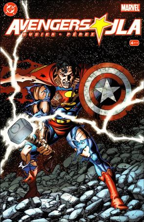 Avengers/JLA 4-A