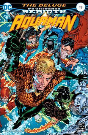 Aquaman (2016) 13-A