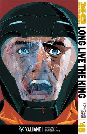 X-O Manowar (2012)  48-B