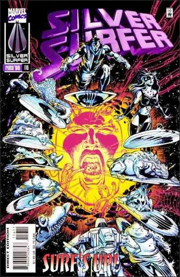Silver Surfer (1987) 116-A by Marvel