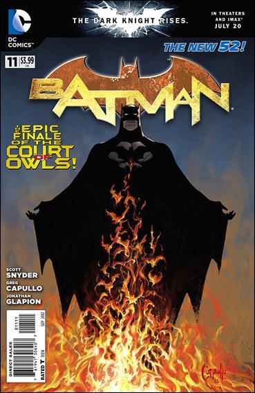 Batman (2011) 11-A by DC