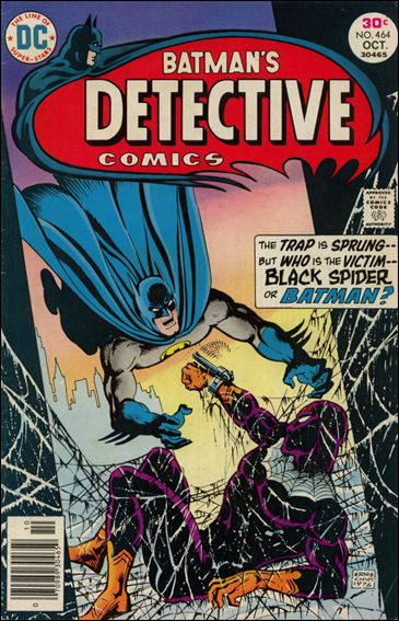 Detective Comics (1937) 464-A by DC