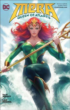 Mera: Queen of Atlantis nn-A