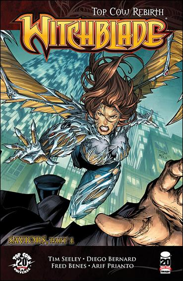 Witchblade 159-B by Top Cow