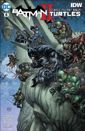 Batman/Teenage Mutant Ninja Turtles II 6-A