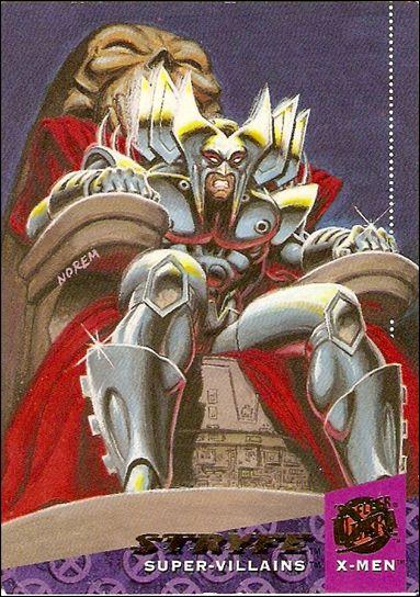 1994 Fleer Ultra X-Men (Base Set) 64-A by Fleer