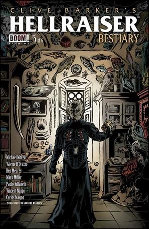 Clive Barker's Hellraiser: Bestiary 5-A