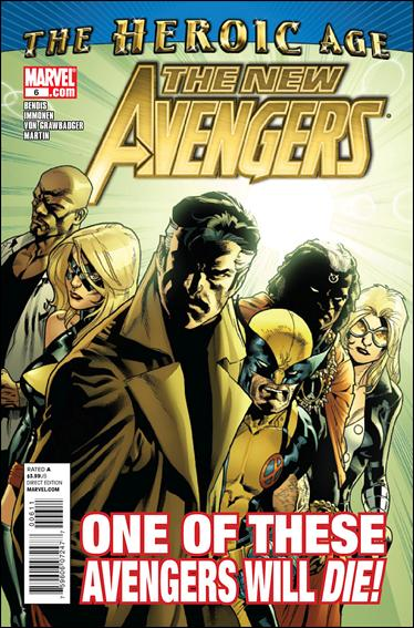 New Avengers (2010) 6-A by Marvel