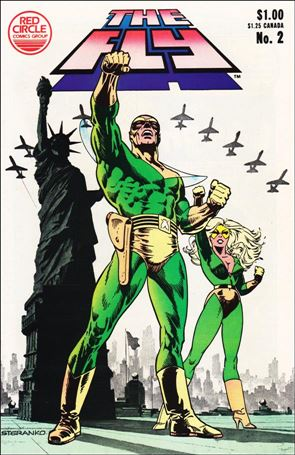 Fly (1983) 2-A