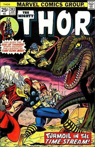 Thor (1966) 243-A by Marvel