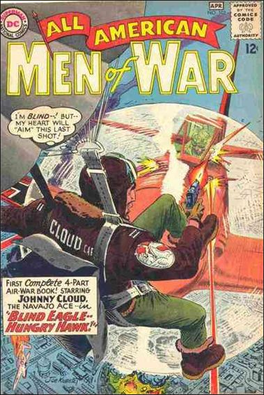 All-American Men of War 102-A by DC