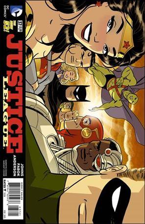 Justice League (2011) 37-D