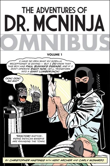 Adventures of Dr. McNinja Omnibus 1-A by Dark Horse