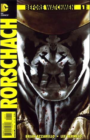 Before Watchmen: Rorschach 1-A by DC