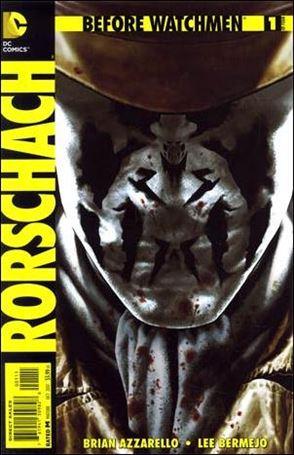Before Watchmen: Rorschach 1-A
