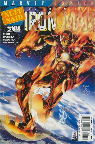 Iron Man (1998) 49-A by Marvel