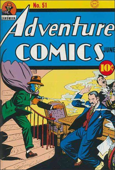 Adventure Comics (1938) 51-A by DC
