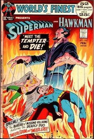 World's Finest Comics 209-A