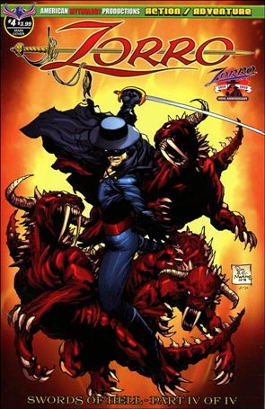 Zorro: Swords of Hell 4-A