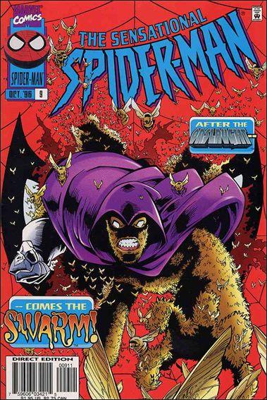 Sensational Spider-Man (1996) 9-A by Marvel