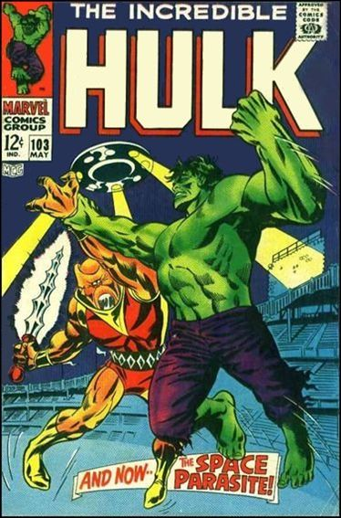 Incredible Hulk (1968) 103-A by Marvel