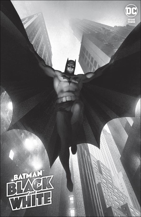 Batman Black and White (2021) 3-A by DC