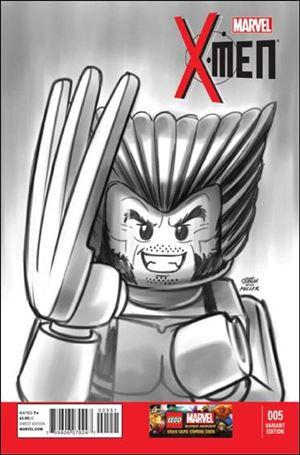 X-Men (2013) 5-D