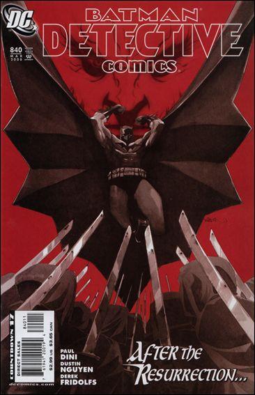 Detective Comics (1937) 840-A by DC