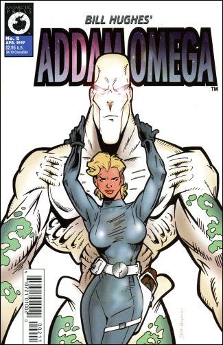 Addam Omega 2-A by Antarctic Press