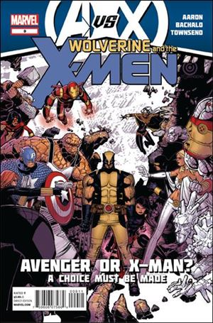 Wolverine & the X-Men 9-A