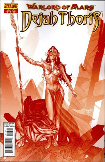 Warlord of Mars: Dejah Thoris 20-C by Dynamite Entertainment