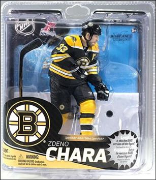 NHL (Series 31) Zdeno Chara (Black Jersey)