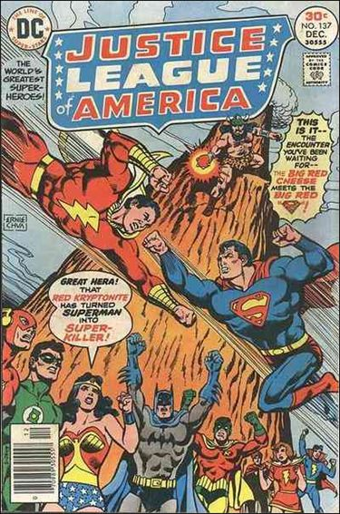 Justice League of America (1960) 137-A by DC