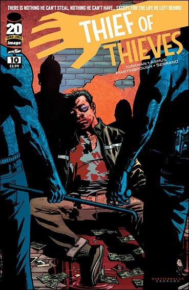 Thief of Thieves 10-A by Skybound Entertainment