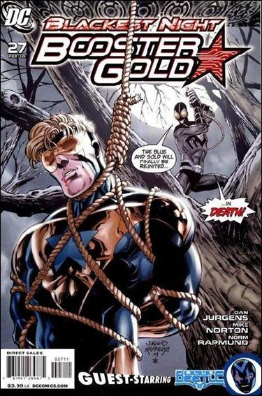 Booster Gold (2007) 27-A by DC
